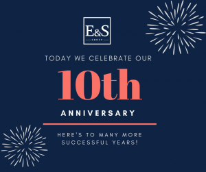 10-anniversary-E&S-Group