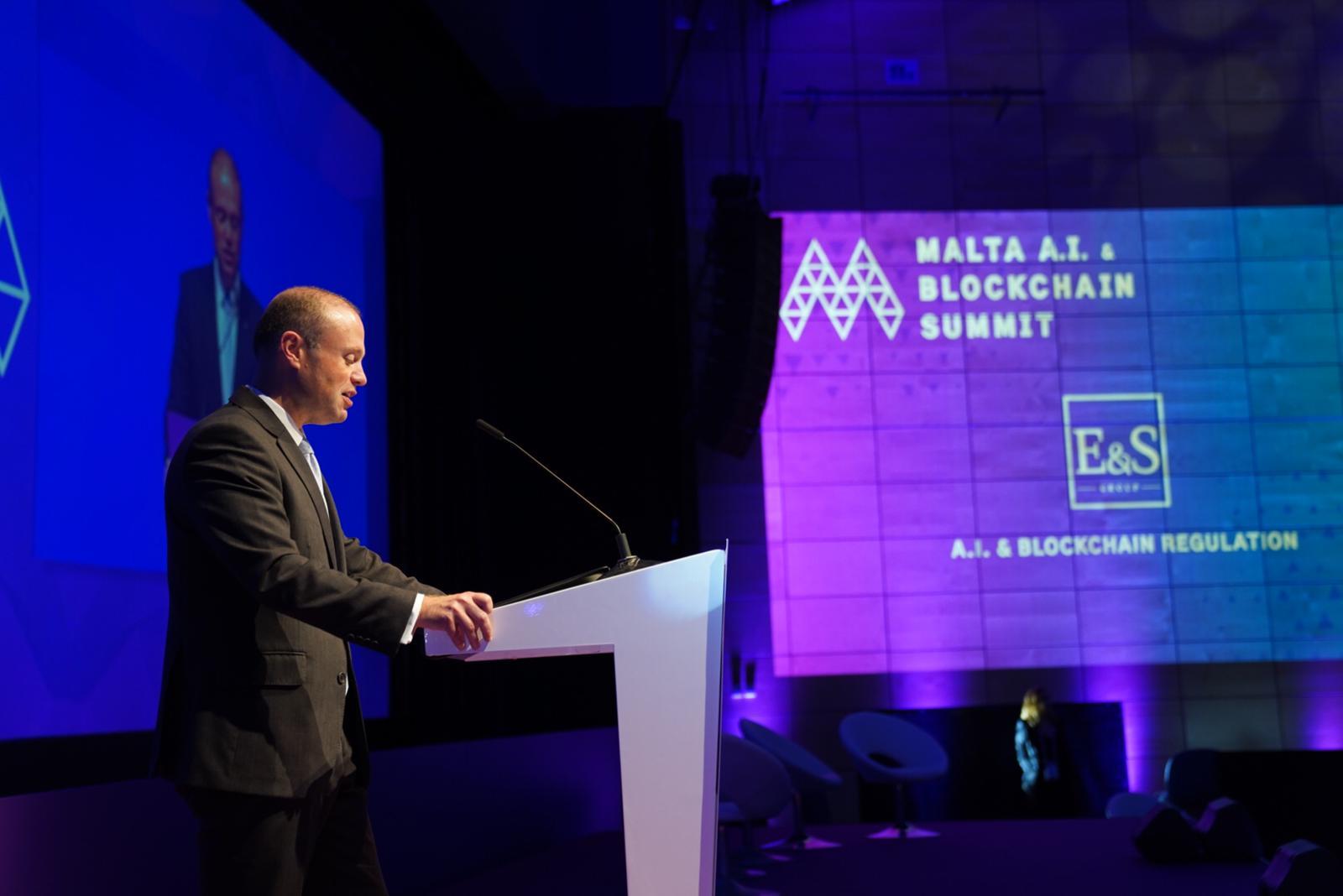 MALTA HOSTS SPRING EDITION OF AI AND BLOCKCHAIN SUMMIT