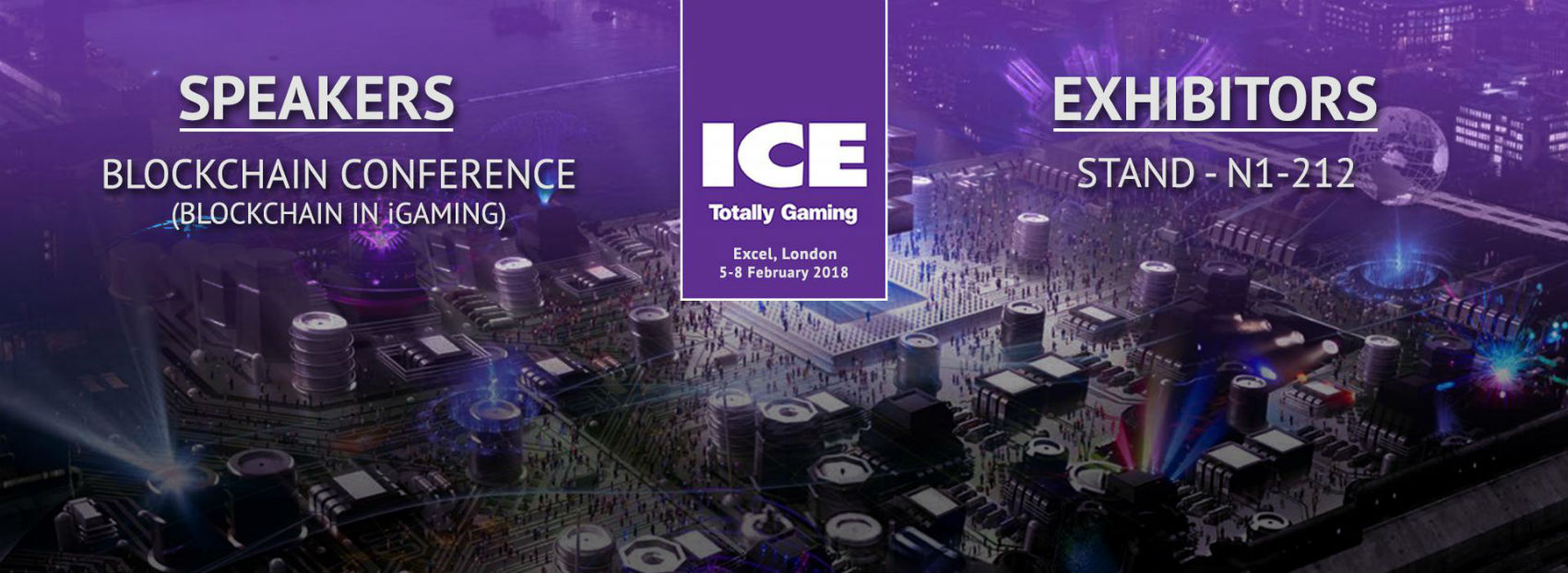 ICE Gaming Conference – London 5-7 February 2019