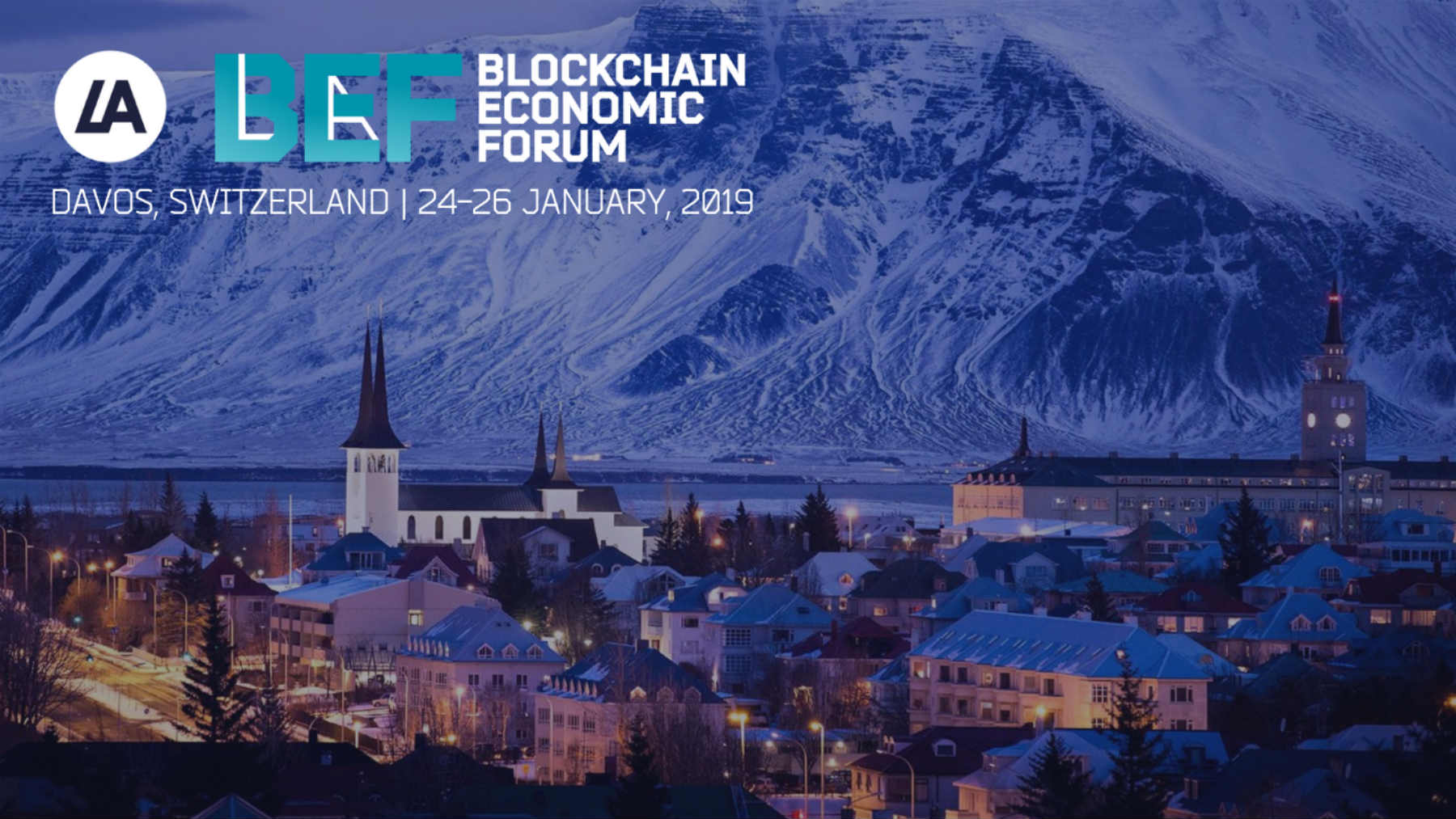 E&S Group at the LATOKEN Blockchain Business Forum in Davos
