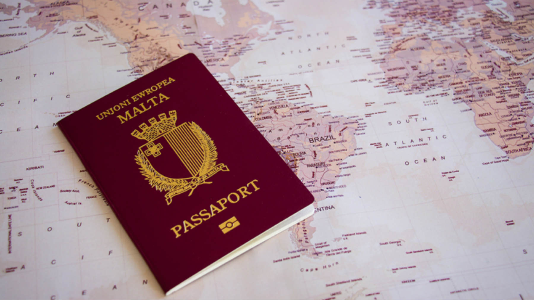 Maltese passports are set to have a tech upgrade by the end of 2019